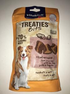vitakraft Treaties Bits patè di fegato