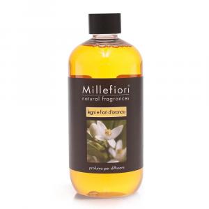 Ricarica per diffusori - Legno e Fiori d'Arancio 250 ml