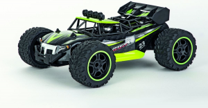 2,4GHz Buggy Green Carrera