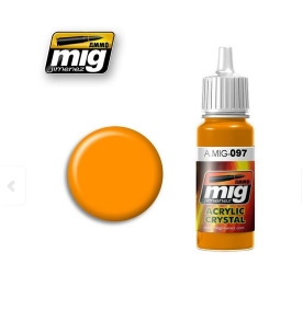 CRYSTAL ORANGE 17ml