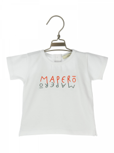 t-shirt cotone MAPERO' 3-36 mesi