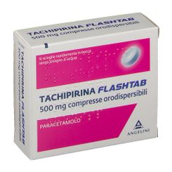 Tachipirina FlashTab 500mg 16 compresse