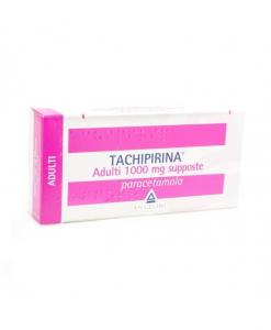 Tachipirina 1000mg 10 supposte