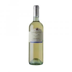 CapalBIO Fattoria Vino Bianco Sassi Chiari 2019