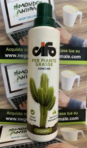 CONCIME PER PIANTE GRASSE 400ml