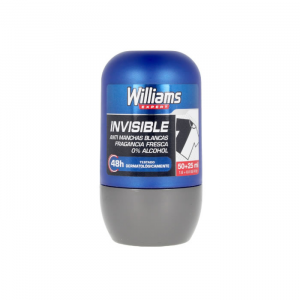 Williams Expert Invisible 48h Deo Roll On 75ml