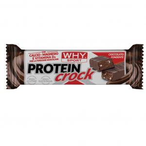 Why Sport Barretta Proteica Cioccolato Fondente