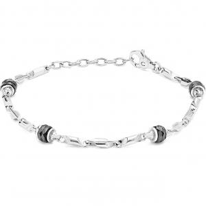 COMETE UOMO-Bracciale in argento