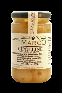 Cipolline in olio 290 g