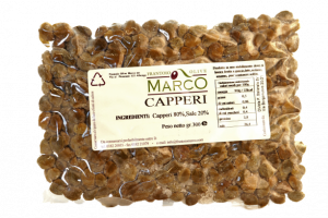 Capperi sotto sale 300 g