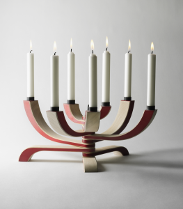 Candelabro Nordic Light 7 bracci, Design House Stockholm