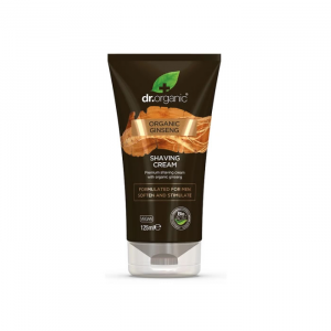 Dr. Organic Ginseng Shaving Cream 125ml