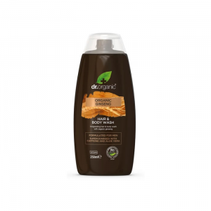 Dr. Organic Ginseng Hair & Body Wash 250ml