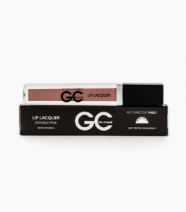 Lip Laquer Invisible Pink 414 - GIL CAGNE