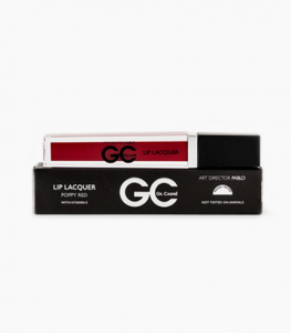 Lip Laquer Poppy Red 416 - GIL CAGNE