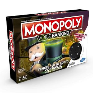 Monopoly Voice Banking (Giochi da Tavolo)