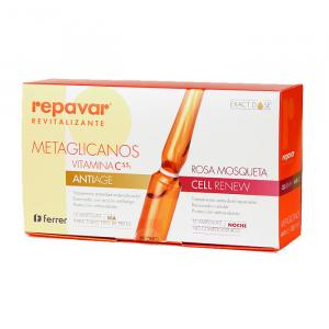 Repavar Revitalize Antiage + Cell Renew 30 Ampolla