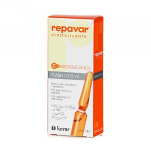 Repavar Revitalize Flash Extreme 1 Ampolla