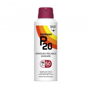 Riemann P20 Protezione Solare Spray Spf50 150ml