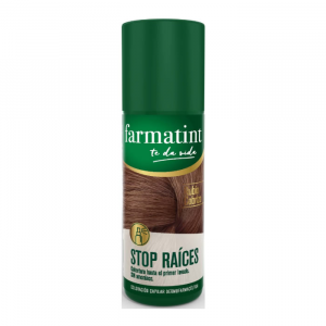 Farmatint Spray Stop Root Copper Blonde 75ml