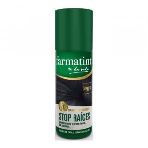 Farmatint Spray Stop Root Black 75ml