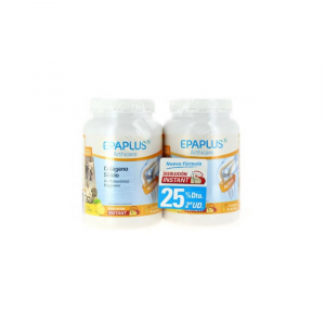 Epaplus Collagen Silicon Hyaluronic & Magnesium Lemon 2x326g