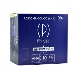 Delapiel Ampoules Renovation AHA Glicolico 10% 15x2ml