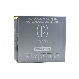 Delapiel Ampoules Connection Proteoglycans FS 7% 15x2ml