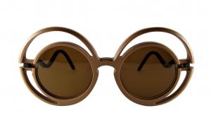 Occhiale da sole plastic de lux mod. Chantal