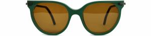 Occhiale da sole plastic de lux mod. Salina green