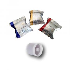80 capsule caffè compatibili Illy Iperespresso Barbaro 4.0