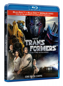 TRANSFORMERS L'Ultimo Cavaliere (Blu-Ray)