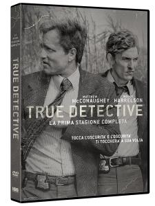 Cofanetto: TRUE DETECTIVE La Prima Stagione Completa (3 dvd)