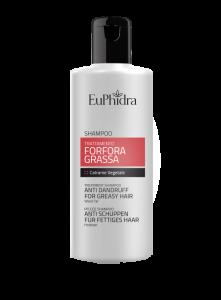 Shampoo trattamento forfora grassa