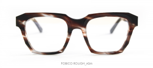 Dandy's eyewear mod. Fobico rough havana striata marrone