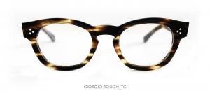Dandy's eyewear mod. Giorgio Rough avana gialla