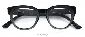 Dandy's eyewear mod. Bill Rough nero