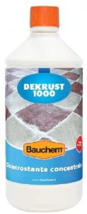 BAUCHEM DEKRUST 1000 1LT Disincrostante acido per pavimenti
