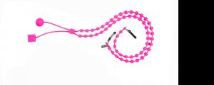 Catenina portaocchiali sabine be rosa fluo