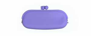 Portaocchiali silicone sabine light purple