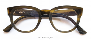 Dandy's eyewear mod. Bill rough