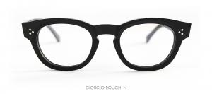 Dandy's eyewear mod. Giorgio Rough nero