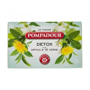 POMPADOUR - TISANA DETOX