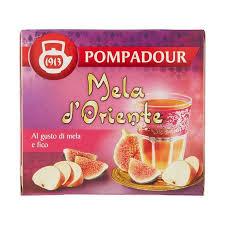 POMPADOUR - INFUSO MELA D'ORIENTE