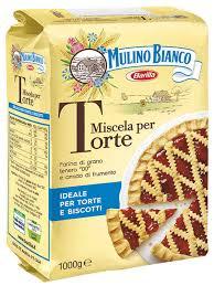 MULINO BIANCO, MISCELA PER TORTE DI FARINA DI GRANO TENERO TIPO