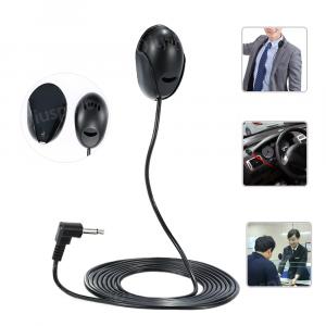 Microfono esterno 3,5 mm per autoradio con Bluetooth, connettore 3,5 millimetri