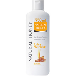 Natural Honey Extra Nourishing Gel Da Doccia 750ml