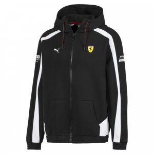SF Hooded Sweat Jacket Puma Black