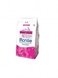 MONGE Extra Small Adult Ricco di Pollo 3KG