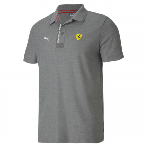 SF Polo Medium Grey Heather